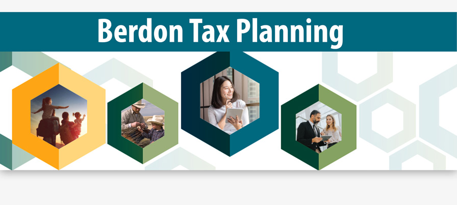 Berdon Tax Planning