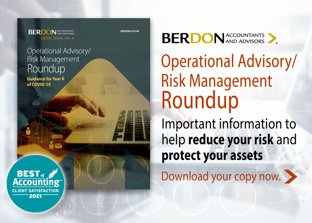 Berdon-Operational Advisory-Risk-Management