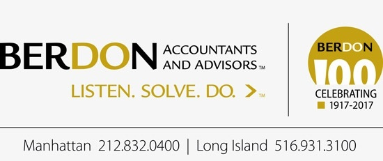 Berdon LLP Accountants and Advisors Celebrate 100 Year Anniversary